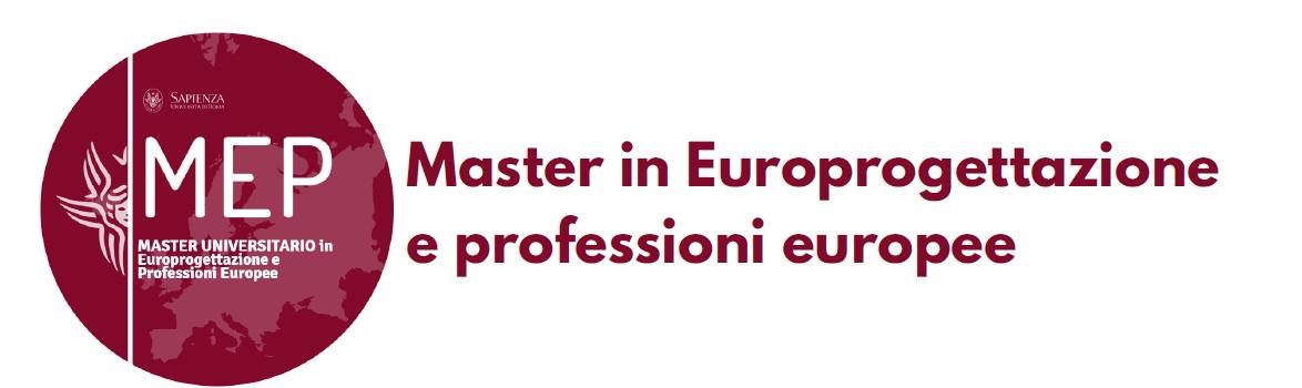 Master Europrogettazione e Professioni Europee