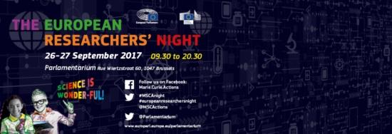 29 Settembre, è la Notte Europea dei ricercatori