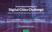Digital Cities Challenge: COSME per la digitalizzazione delle città