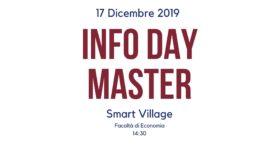 Info day Master